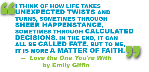 Emily Giffin's quote #2