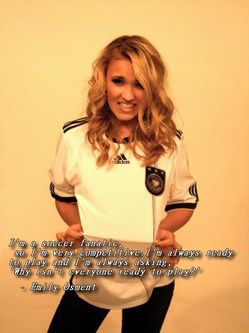 Emily Osment's quote #2