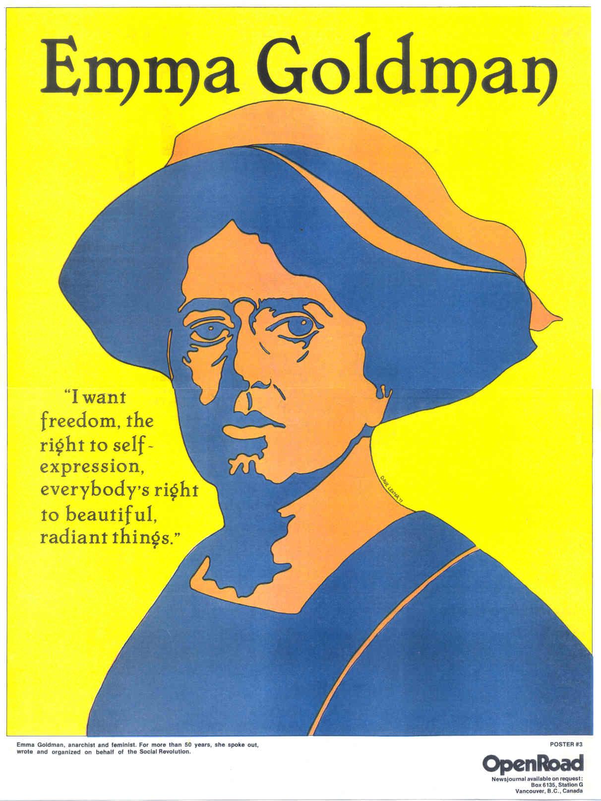Emma Goldman's quote #1