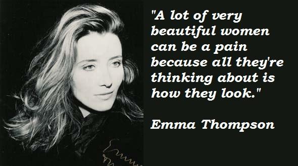 Emma Thompson's quote #2