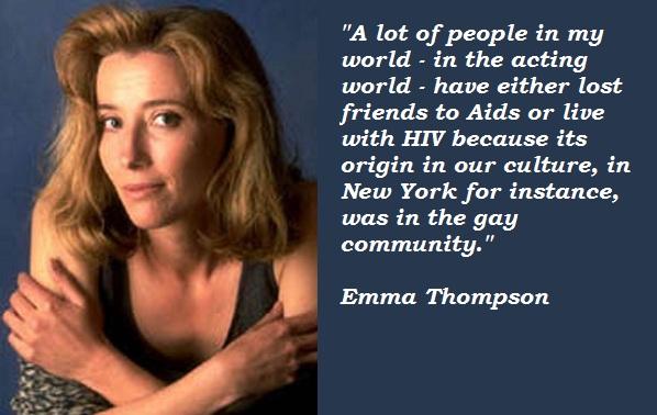 Emma Thompson's quote #3