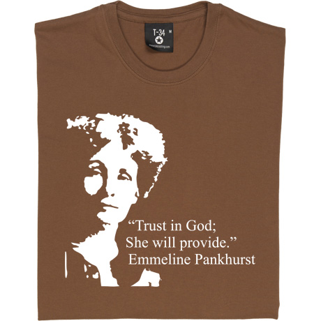 Emmeline Pankhurst's quote #3