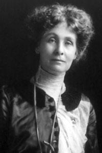 Emmeline Pankhurst's quote #1