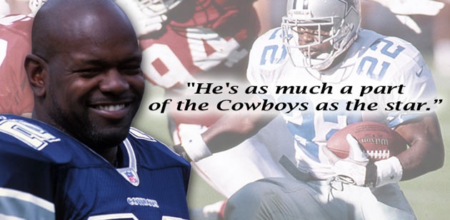 Emmitt Smith's quote #1