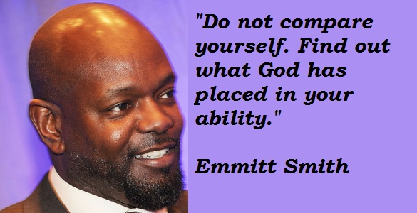 Emmitt Smith's quote #5