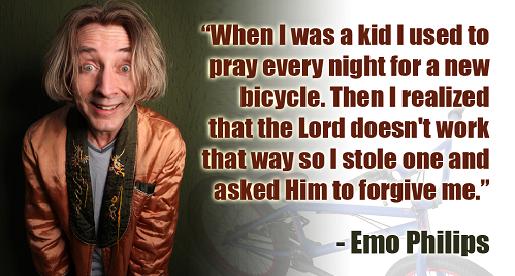 Emo Philips's quote #2