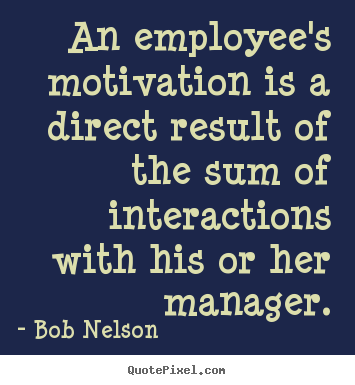 Employees quote #8