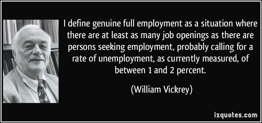Employment quote #4