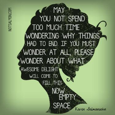 Empty Space quote #2