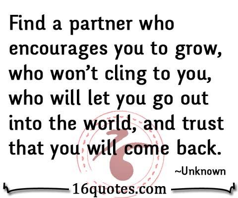 Encourages quote #1