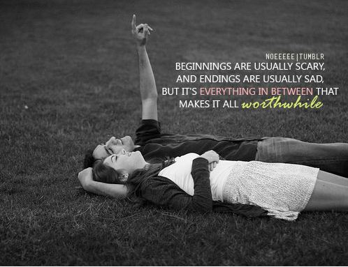 Endings quote #1