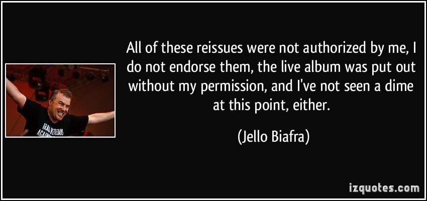 Endorse quote #1