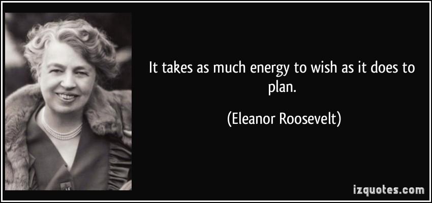 Energy Plan quote #2