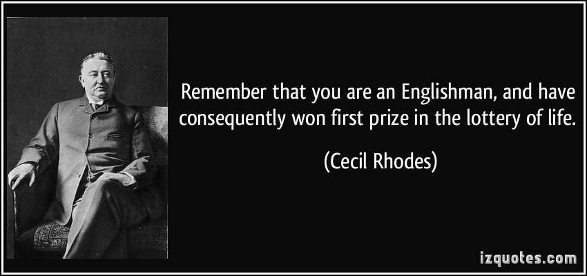 Englishman quote #2