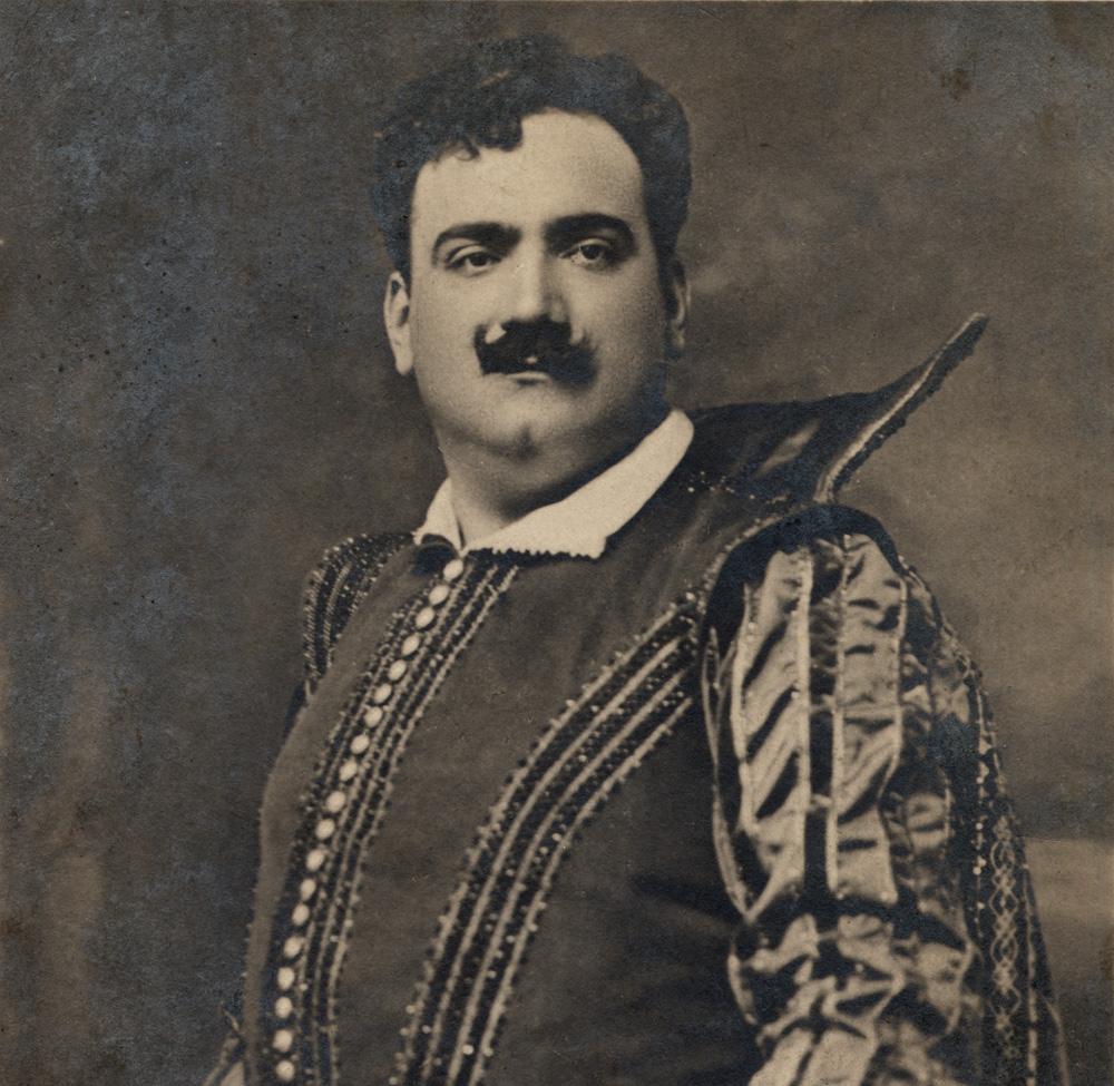 энрико карузо биография фото бланк авансового отчета