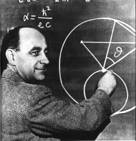 Enrico Fermi's quote #1