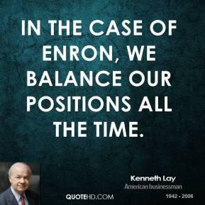 Enron quote #1