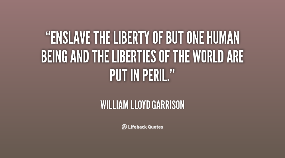 Enslave quote #2
