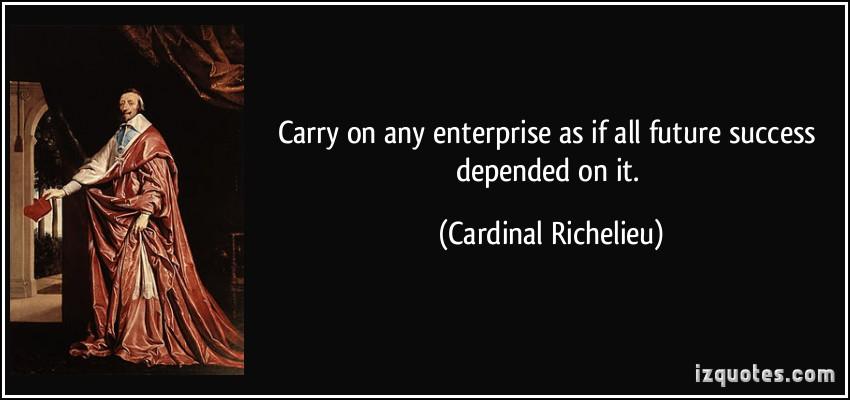 Enterprise quote #5