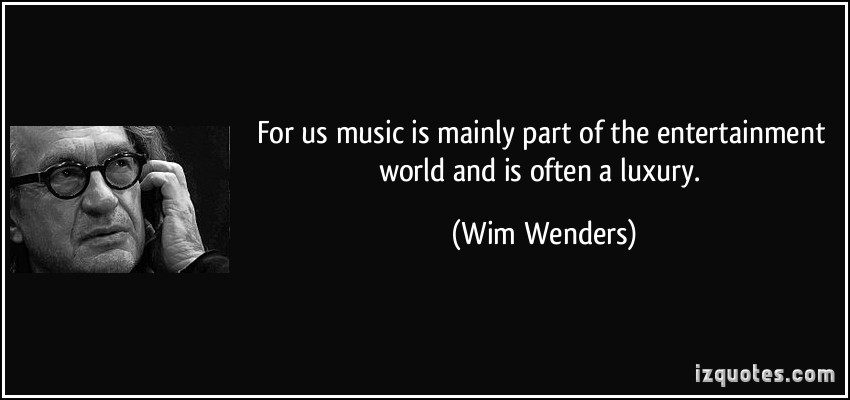 Entertainment World quote #1
