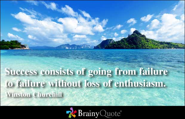 Enthusiasms quote #1