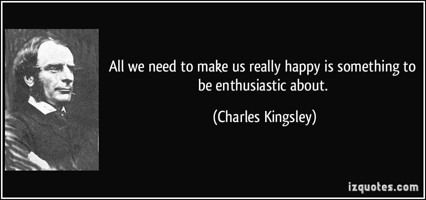 Enthusiastic quote #2
