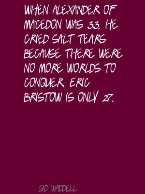 Eric Bristow's quote #6