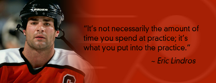 Eric Lindros's quote #1