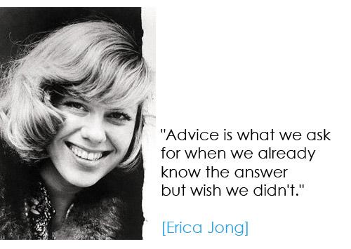 Erica Jong's quote #1