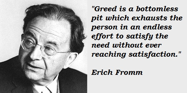 Erich Fromm's quote #5