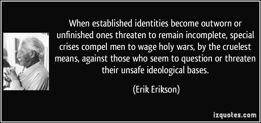 Erik Erikson's quote #4