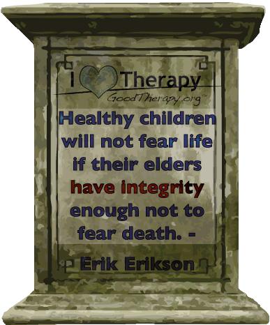 Erik Erikson's quote #2