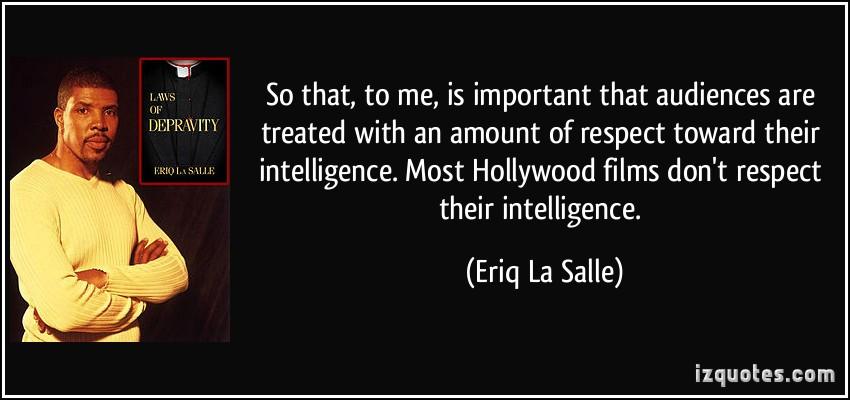 Eriq La Salle's quote #8