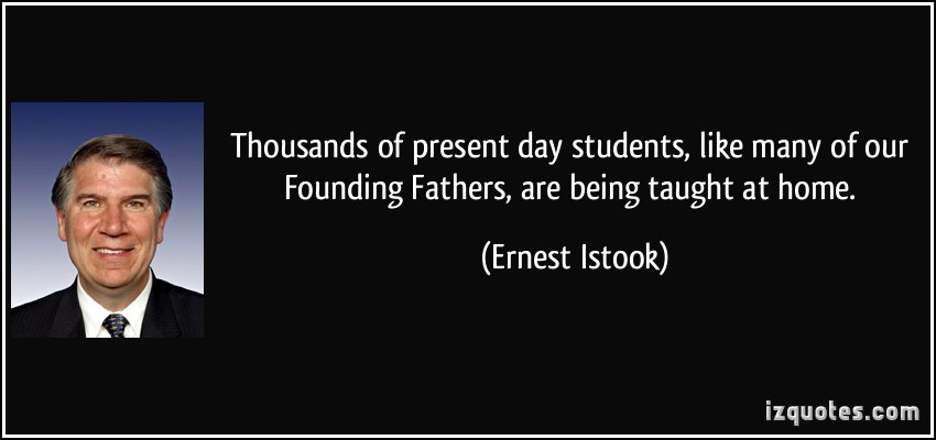 Ernest Istook's quote #4