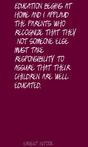 Ernest Istook's quote #3