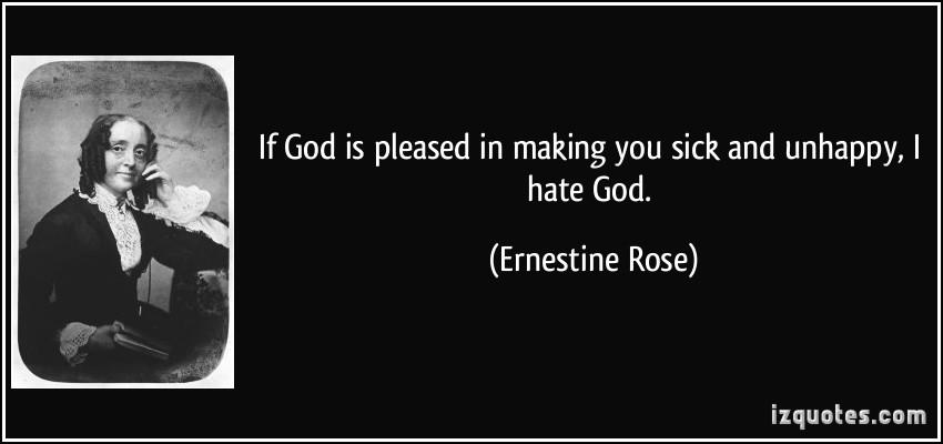 Ernestine Rose's quote #2