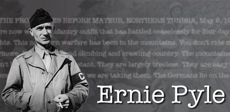 Ernie Pyle's quote #5