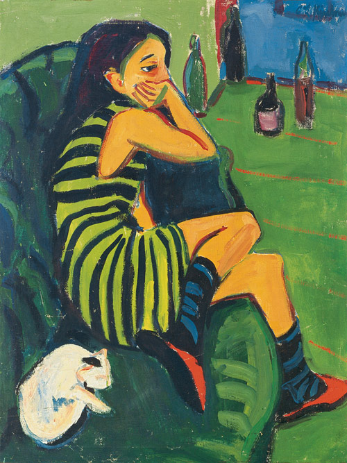Ernst Ludwig Kirchner's quote #1