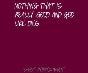 Ernst Moritz Arndt's quote #7