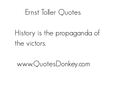 Ernst Toller's quote #7