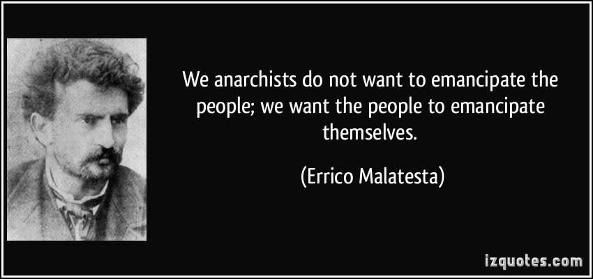 Errico Malatesta's quote #1