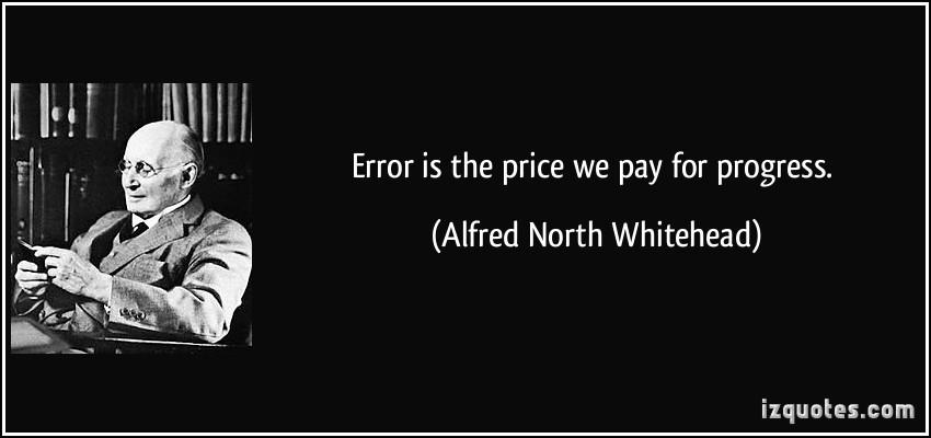 Error quote #1