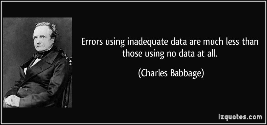 Errors quote #1