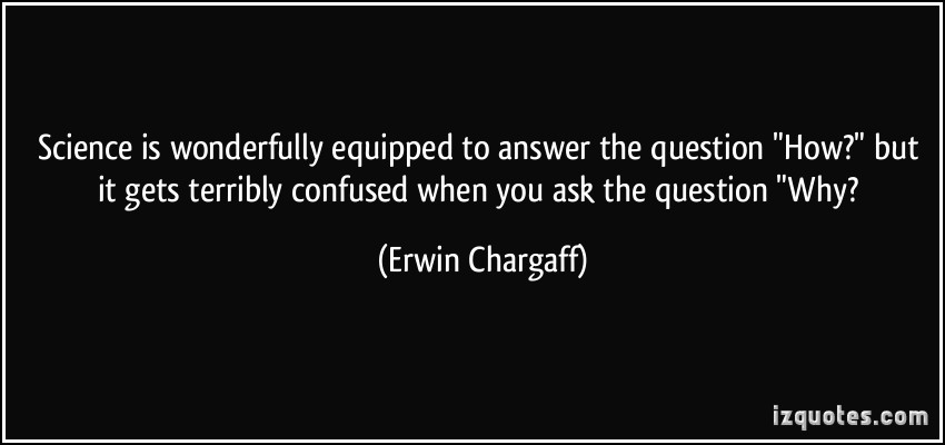 Erwin Chargaff's quote #2