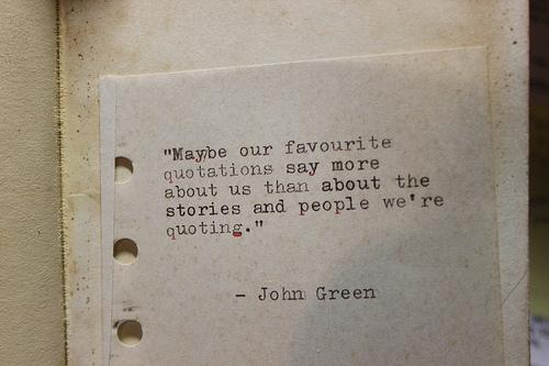 Escapism quote #5