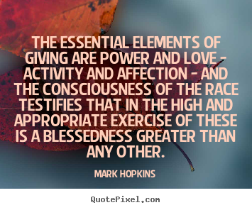 Essential Elements quote #2