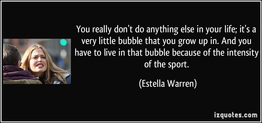Estella Warren's quote #2