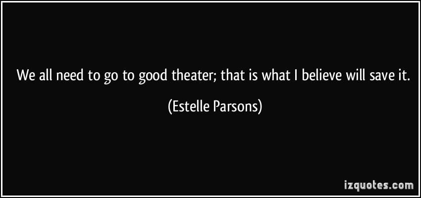 Estelle Parsons's quote #4
