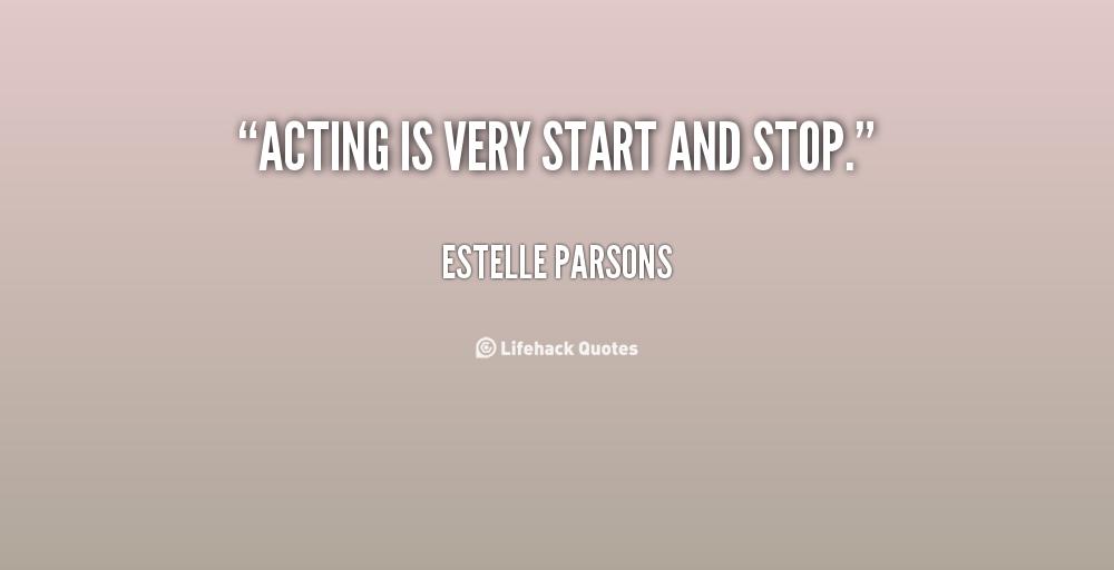 Estelle Parsons's quote #3