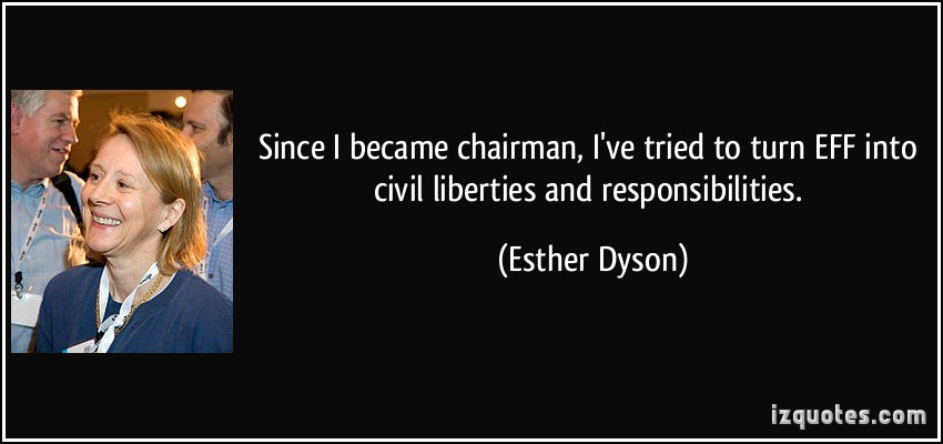 Esther Dyson's quote #2